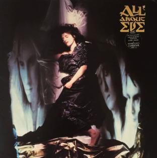 All About Eve - All About Eve (LP) (VG-/VG)
